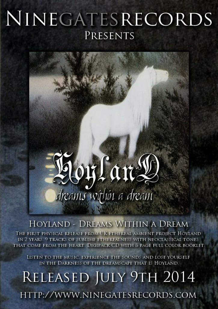 Hoyland - Dreams NGR flyer